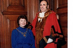 Former mayoress of Lancaster passes away, aged 82