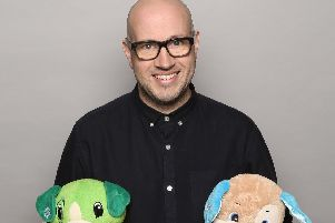 Sam Avery brings hilarious tales of parenthood to The Grand Theatre, Lancaster on Thursday, July 11