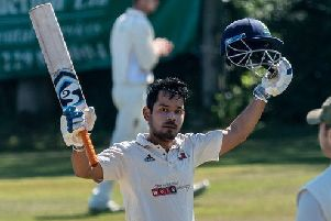 Punit Bisht has led Garstang's bid for the title (Picture: Tim Gilbert/Preston Photographic Society)