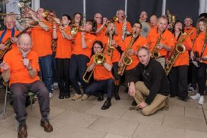 The Big Band Ribble Valley Jazz Collective