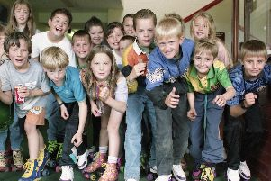Children got their skates on as they rolled up for some wheely great fun near Chorley. The youngsters were looking to use up all their spare energy from the summer holidays in a rollerskating session at Coppull Community Leisure Centre, near Chorley