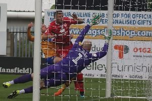 Sam Lavelle is one of three defenders to have scored for Morecambe so far this season