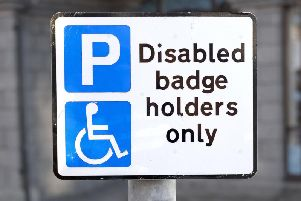 The blue badge scheme is being extended to help more people, including those with mental health issues