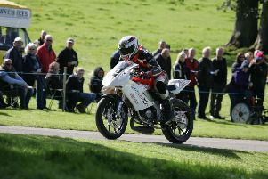 Leighton Motorcycle Hill Climb Challenge.