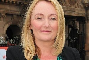 Jo Platt, MP for Leigh, has had to cancel her Veterans Lunch