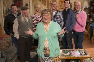 Mrs Browns Boys won the comedy award at the National Television Awards, sparking a furious debate over whether or not it deserved the honour