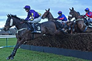Lord Du Mesnil is a fancy for the big race at Haydock on Saturday