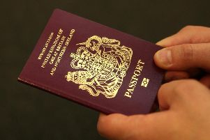 Burgundy passports are on their way out