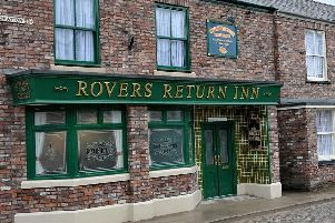 Production of Coronation Street and Emmerdale has been suspended