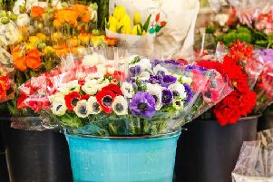 The wonky bouquets will be available cost just 3 compared to the regular charge of 5