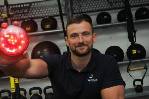 Neil Smith, owner of Fitbank Healthcare