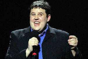 Peter Kay is one of the North West's finest comics.