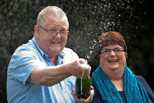 The current record-holders for the biggest ever lottery win are Colin and Chris Weir