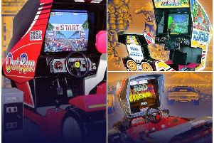 There will be 150 arcade cabinets at this year's PLAY Expo Blackpool