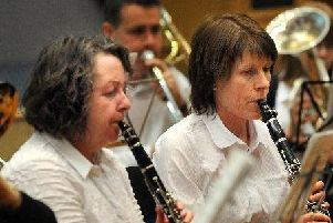 The South Ribble Concert Band will perform musicals from stage and film in aid of the Coach House Restoration Project in Penwortham.