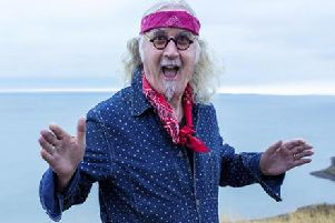 Billy Connolly is coming to cinema's across the country. Catch him at Darwen Library Theatre on Wednesday, October 23