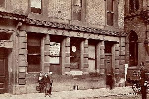 The Fishergate GPO opened in 1870