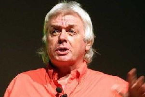 The Trigger's author, David Icke challenges readers to consider an alternative view of 9/11