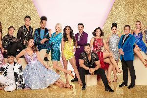 Strictly Come Dancing is returning to Blackpool in November (BBC)