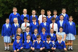 Year Five Leyland St Anne@s RC Primary School