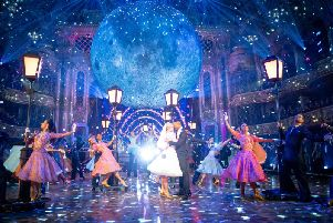 Strictly Come Dancing 2019 Blackpool results night pictures: Guy Levy