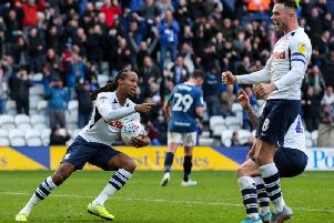 Daniel Johnson and Alan Browne have both operated as the No.10 attacking midfielder in Preston's team