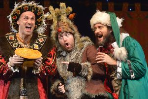 Horrible Histories  - Horrible Christmas is full of jokes, songs and hysterical historical facts