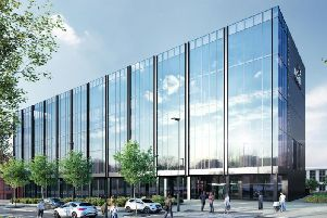 Artists impressions of what the Adelphi Quarter will look like when work is complete