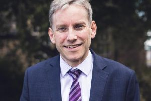Prof Andy Schofield has been appointed as the new vice-chancellor at Lancaster University