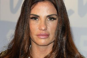 Katie Price - Photo by Tim P. Whitby/Tim P. Whitby/Getty Images