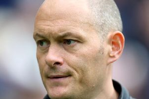 Preston North End manager Alex Neil face a tough game against West Brom on Monday.
