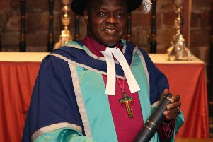 The Archbishop of York has been made the first Honorary Doctor of the University of Cumbria