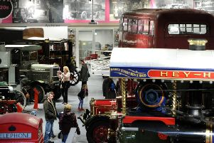 The vehicle museum