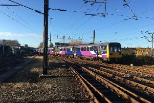 Northern has retired its first three Pacer trains
