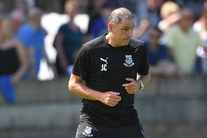 Joey Collins has stepped down as Bamber Bridge manager