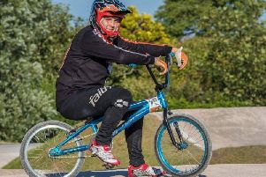 Robert Iddon, a Lostock Hall BMX racer, has qualified to represent Great Britain in his age group in the 2020 BMX World Championships in Texas, USA, next May.