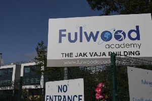 Fulwood  Academy has been closed for the week due to a fault  on the sprinkler system