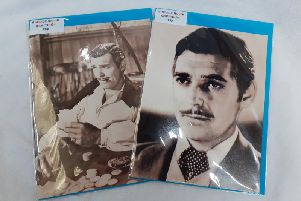 These Clark Gable cards are going for 75p each