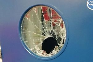 Burglars who smashed a glass window at a school in Fulwood went back the following night to steal a safe.