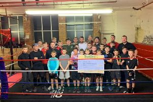 Jennings Gym, in Chorley, is opening up during Christmas week to offer free boxing sessions for children