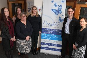 The Breathe Therapies team
