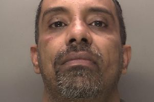 Swallaxadin Abdul Bashir, 42, who has been jailed for 28 months at Warwick Crown Court for trying to sit other people's driving theory tests
