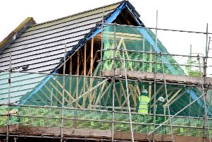 """Housebuilder Prospect Homes blamed """"extreme weather conditions"""" for the collapse"""