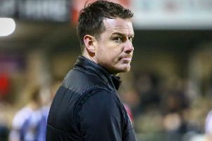Vermiglio has challenged his players to win eight out of 16 games (photo: Stefan Willoughby)