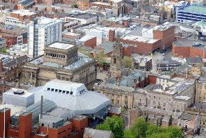 Preston collects millions of pounds a year in business rates
