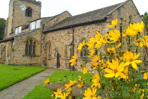 St Wilfrid's Church, Ribchester