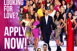 Hit ITV dating show Take Me Out