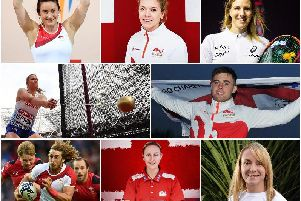 The action at the Commonwealth Games gets underway in the early hours of Thursday morning UK time.