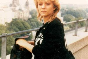 Inga Maria Hauser, who was last seen alive 30 years ago, as she travelled by ferry from Scotland to Northern Ireland