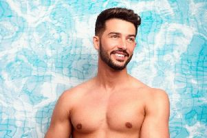 Burnley lad Dean Overson has said he is hoping to find his dream girl when he appears on Love Island tonight.